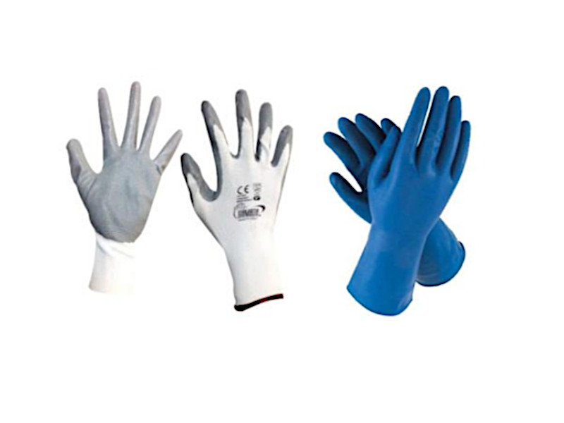 category used in general work-gloves